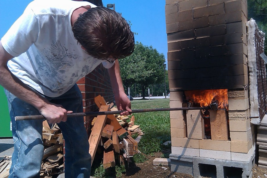 build a small lumber kiln